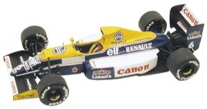 TMK118:  Williams FW13b USA GP 1990 Boutsen / Patrese